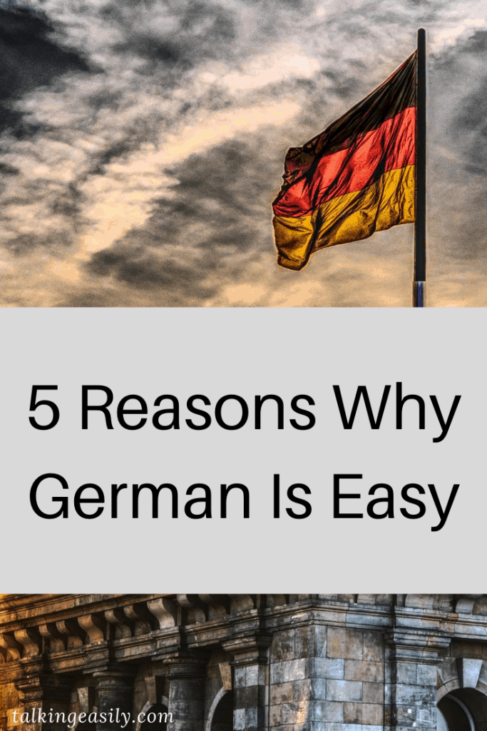 5 Reasons Why German Is Easy: Title Image