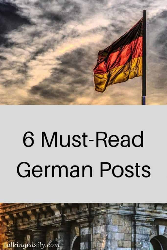 6 Must-Read German Posts: Title Image
