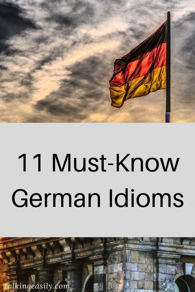11 Must-Know German Idioms: Title Image