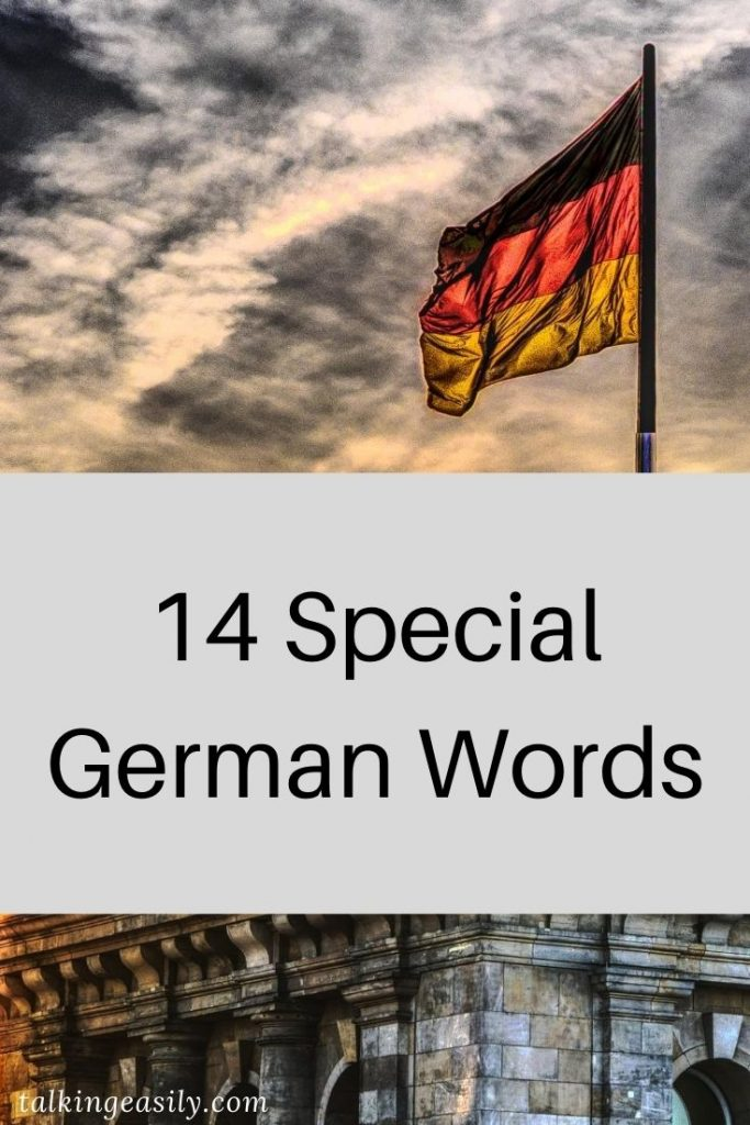 Post Pin: 14 Special German Words