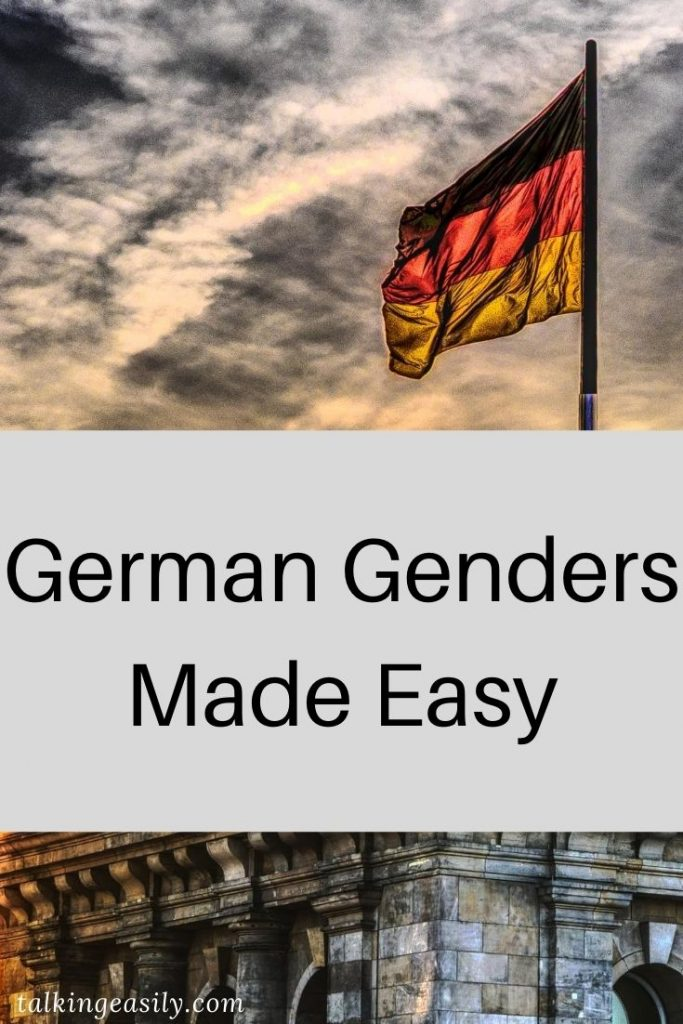Post Pin: German Genders Made Easy