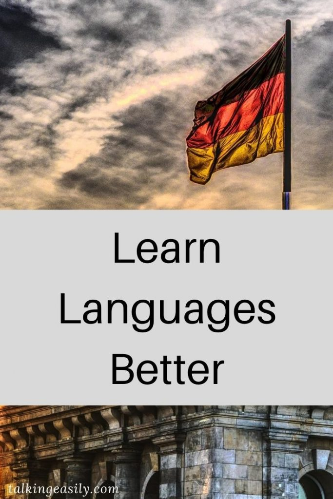Post Pin: Learn Languages Better