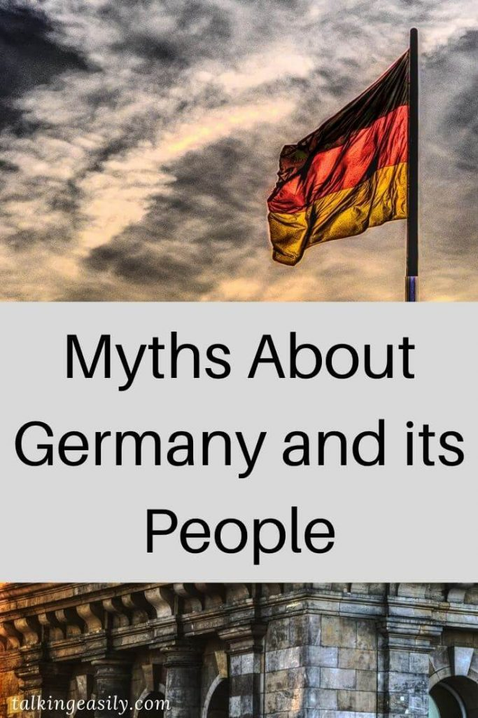 Myths about Germany and its people